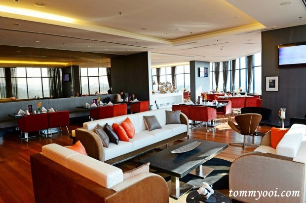 Pullman Kuala Lumpur Bangsar Executive Lounge