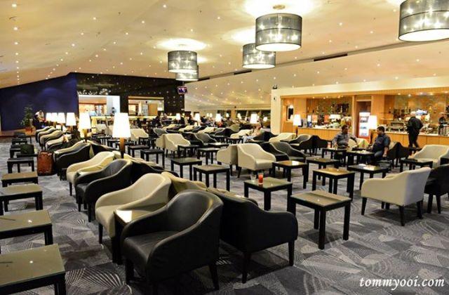 MAS Golden Lounge