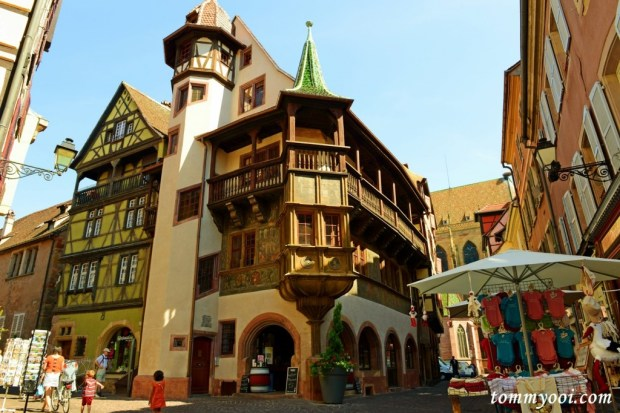 Pfister House, Colmar