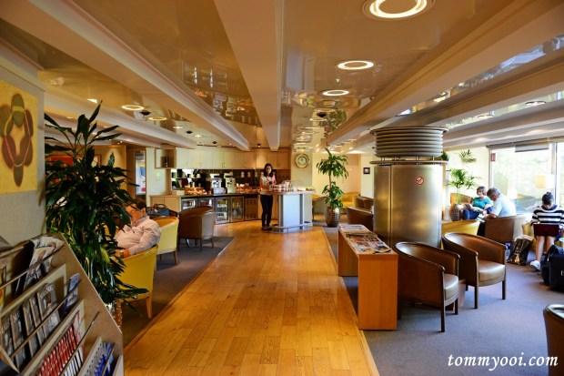 AF Premier Lounge
