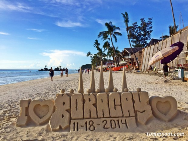 White Sand Beach, Boracay
