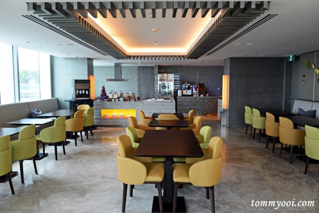 Club Lounge Hotel Jen Orchardgateway Singapore