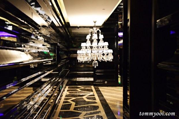 Eden Garden Rooftop Bar, Hilton Shenzhen