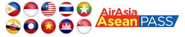 AirAsia Aseanpass