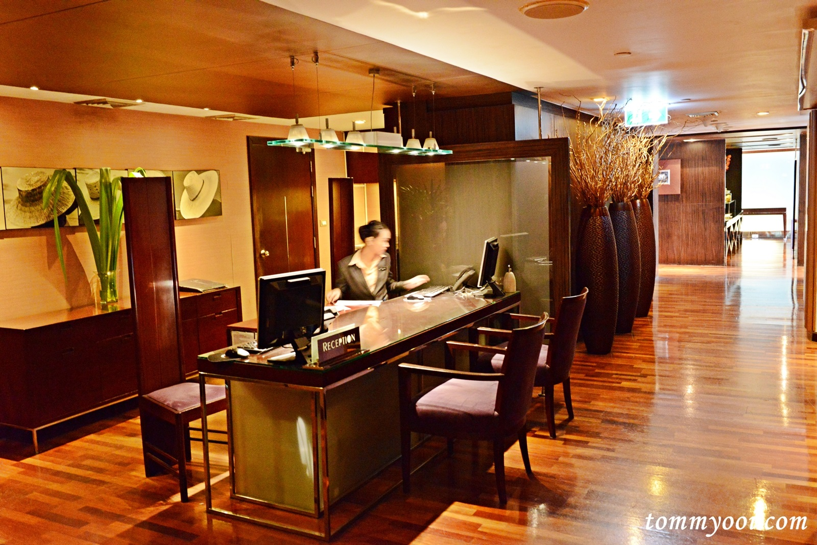Pullman Bath Light: Pullman Bangkok Hotel G