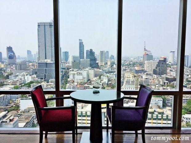 Pullman Bangkok Hotel G Executive Lounge