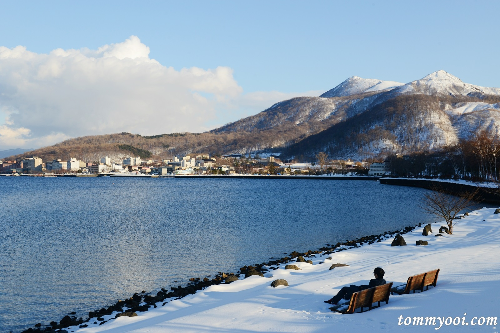 11 Days 9 Nights Hokkaido Self Drive Trip Lake Toya