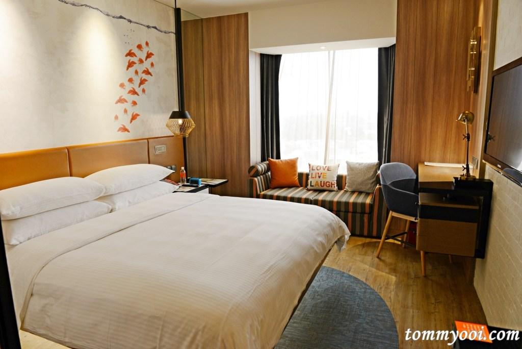 Hotel Jen Tanglin