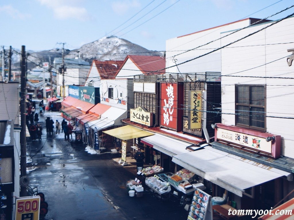 Hakodate Morning Market