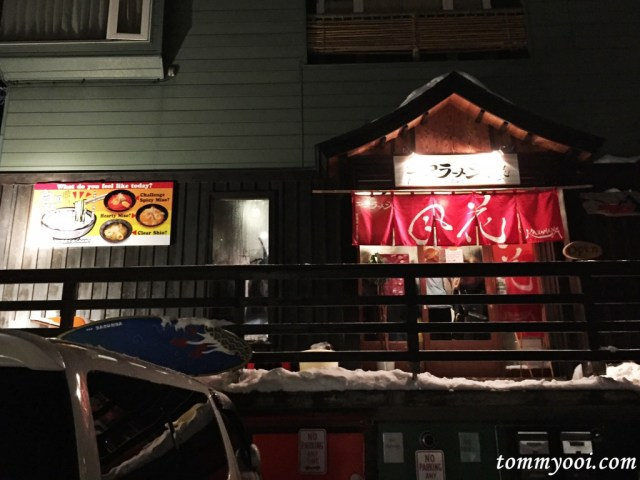 Niseko Ramen, Hokkaido