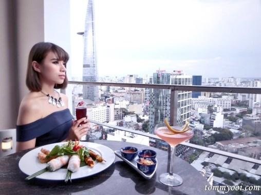 Wine Bar, Sheraton Saigon Hotel & Towers