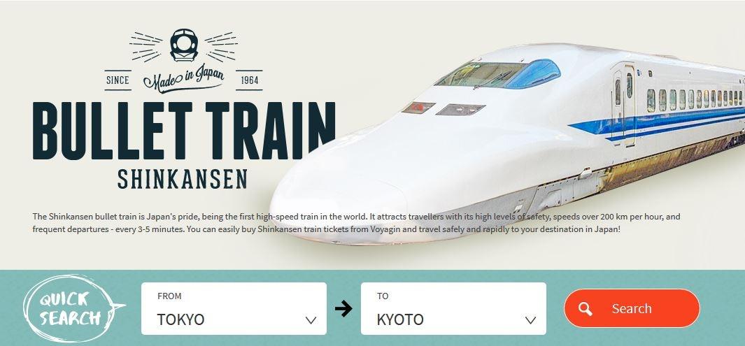 bullet train tickets - 1065×495