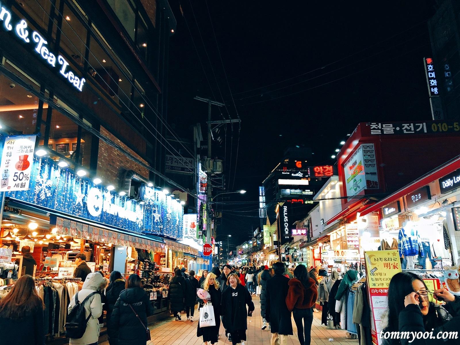 20 Must Visit Seoul Attractions Travel Guide Tommy Ooi 4d3n Bangkok Pattaya Include Nanta Show 9 Hongdae