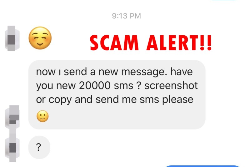 FB SCAM ALERT - Facebook Friend Accout Hacked Asking for