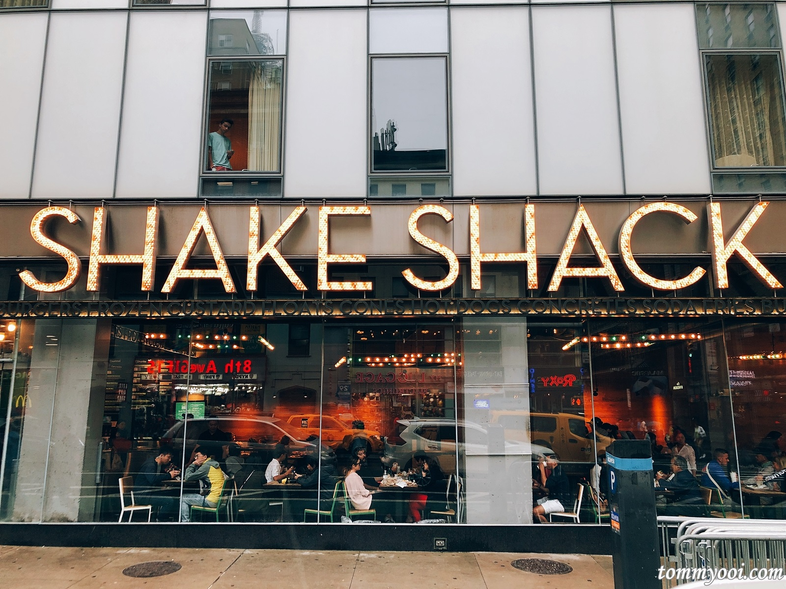Shake Shack NYC - Tommy Ooi Travel Guide