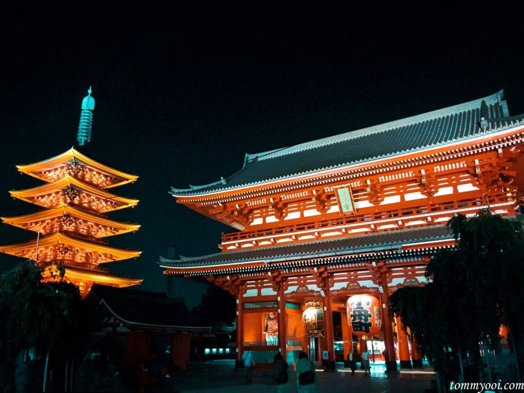 Tokyo-Sensoji