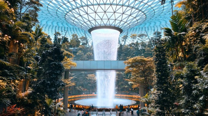 Singapore Jewel Changi Airport