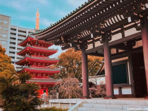 Fukuoka_Tochoji_Temple