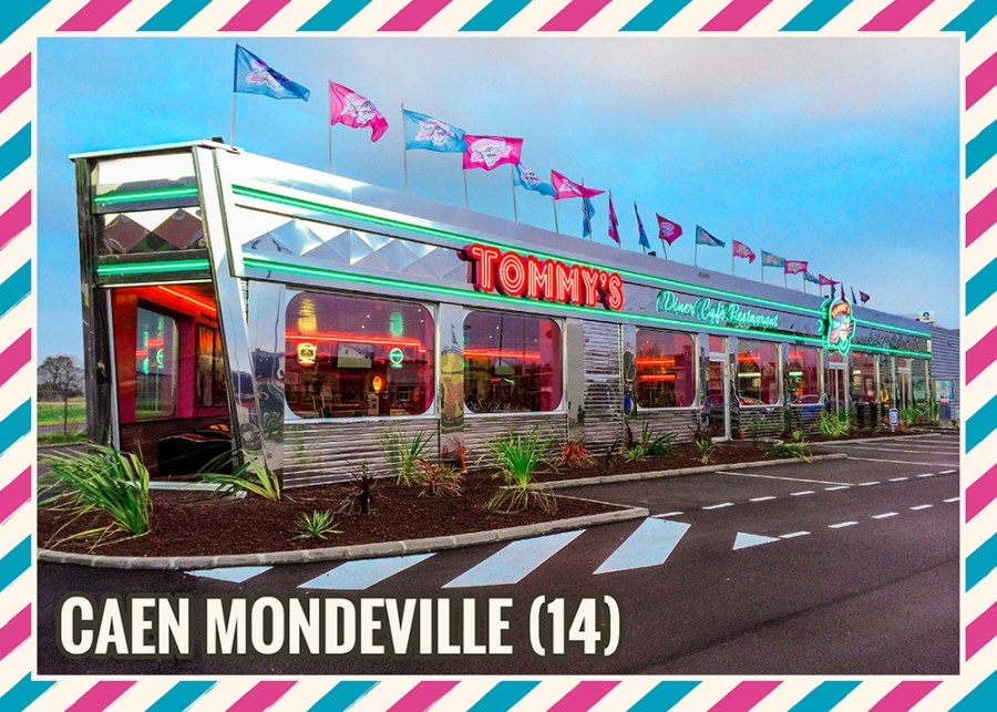 Tommy's Diner Caen Mondeville