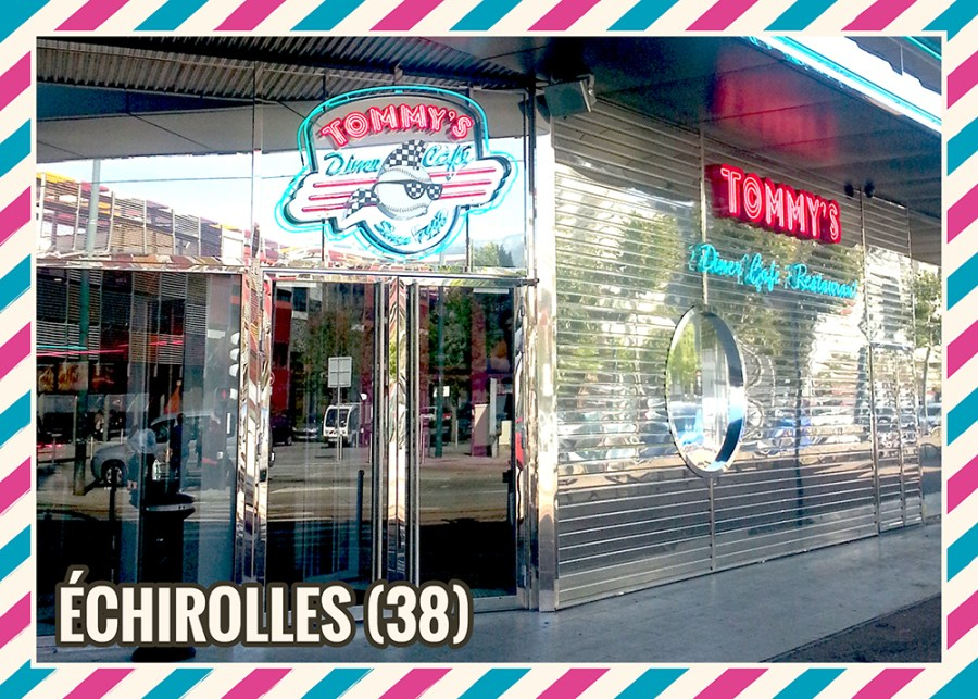 Tommy's Diner Echirolles