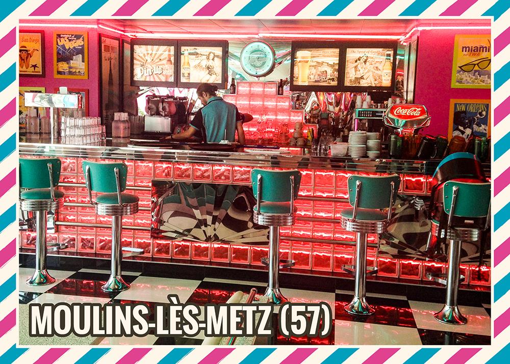 tommy s diner moulins l s metz tommy 39 s diner. Black Bedroom Furniture Sets. Home Design Ideas