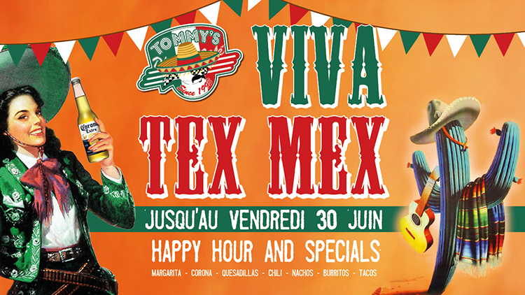 VIVA TEX-MEX !