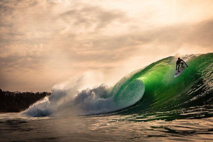 As seen in NatGeo's 'Stunning Photographs' - Bali's Mega Semadhi at Padang
