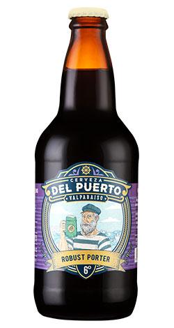 Cerveza Del Puerto Robust Porter