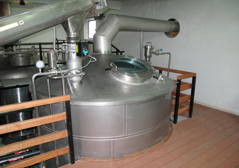 Planta Cervecería Austral