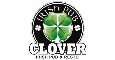 Logo Clover Irish Pub