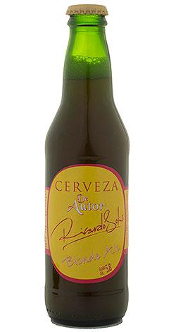 Botella De Autor Blonde Ale