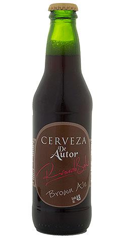 Botella De Autor Brown Ale