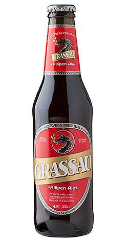 Botella Grassau Allipen Ale