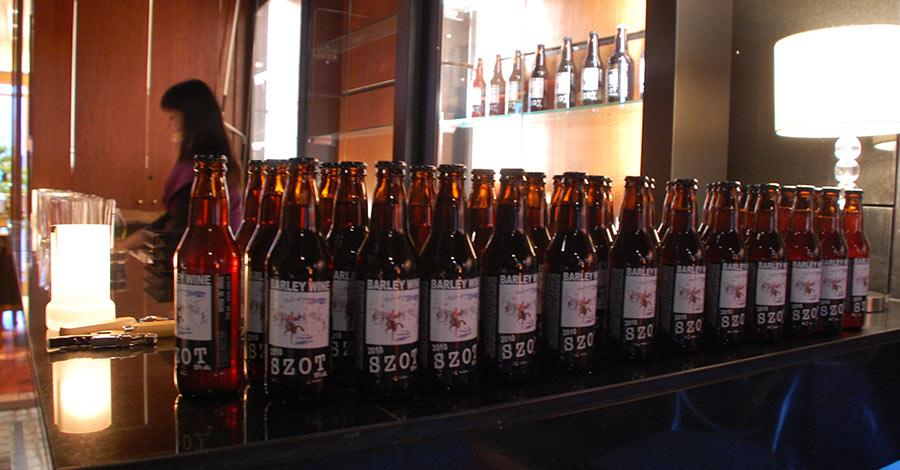 Lanzamiento Szot Barley Wine