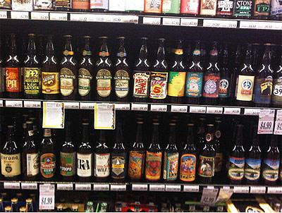 Supermercado Nugget, California
