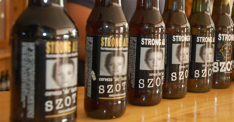 cata vertical strong ale szot
