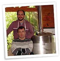Juan Pablo y Rodrigo González W