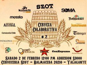 Szot Cerveza Colaborativa 2