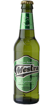 Cerveza Mestra Amber Ale