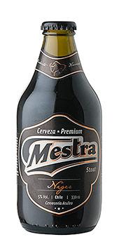 Cerveza Mestra Stout