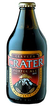 Cerveza Crater Porter Ale