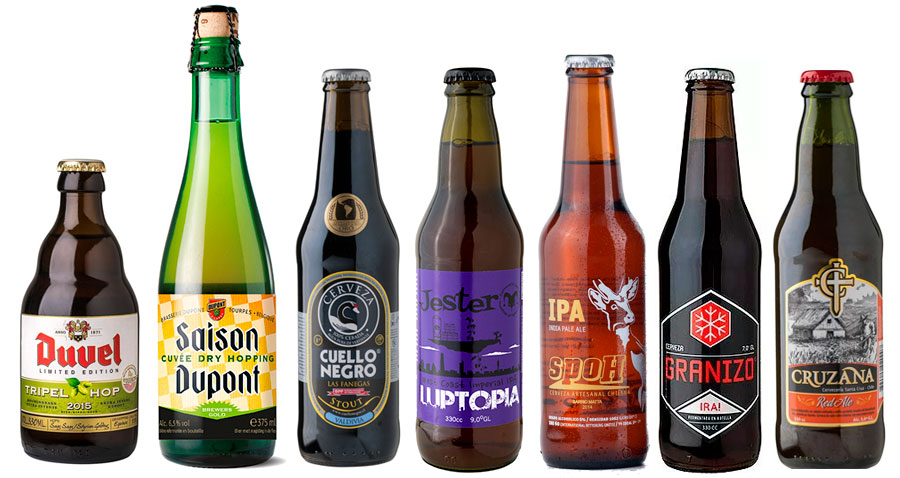 Mejores cervezas de Chile