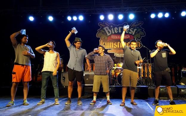 Bierfest Kunstmann 2017 Valdivia