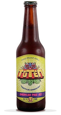 Cerveza Totem American Pale Ale