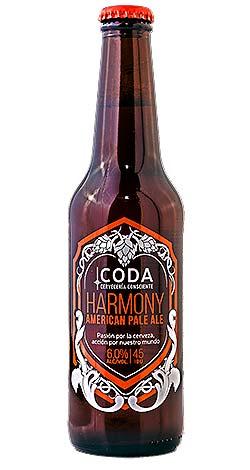 Cerveza Coda Harmony Américan Pale Ale