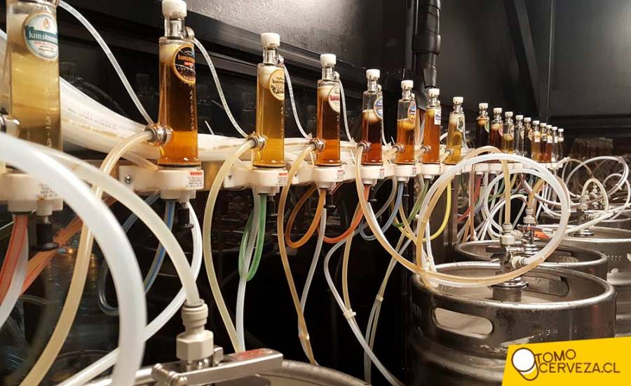 La Cervecería Kunstmann Kneipe Bellavista