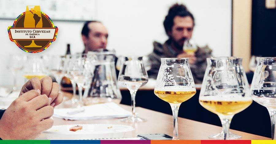 Curso de Entrenamiento Sensorial en Instituto Cervezas de América