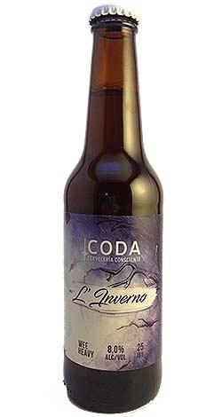 Cerveza Coda L' Inverno Wee Heavy