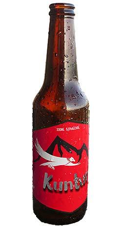 Cerveza Kuntur Amber Ale