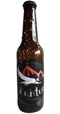 Cerveza Kuntur Stout